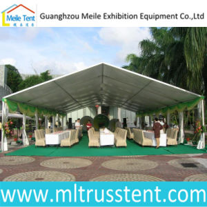 Marquee PVC Wedding Event White Party 150 Seater Banquet Tent pictures & photos
