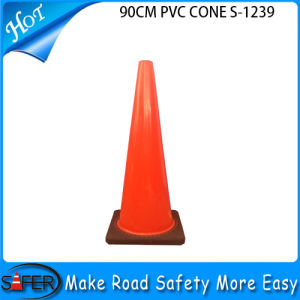 High Quality 90cm 36inch PVC Cone Wholesale pictures & photos