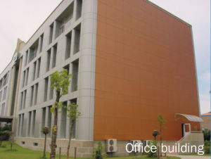 Steel Structure Prefabricated Building (MID-Rise Building)