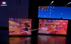 Trans-Eyes Glass LED Screen Wall LED Display with Ultra Transparency