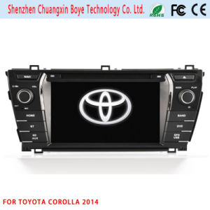 7inch Car GPS Navigation for Toyota Corolla 2014 pictures & photos