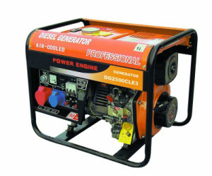 3 Phase Electric Diesel Generator (DG2500CLE3) pictures & photos