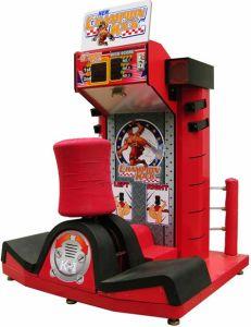 Boxing Game Machine Kick Mania Game Machine pictures & photos