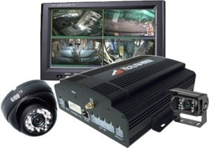 Bus Standalone Network Mobile DVR with GPS 3G pictures & photos