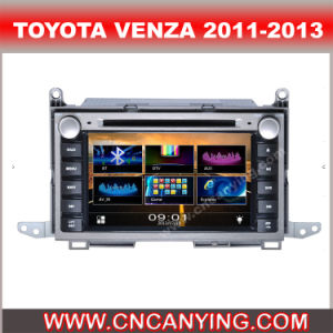 Car DVD Player for Pure Android 4.4 Car DVD Player with A9 CPU Capacitive Touch Screen GPS Bluetooth (AD-7101)