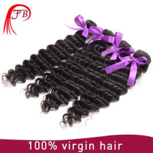 Deep Wave Curl Peruvian Hair Human Hair Weave pictures & photos