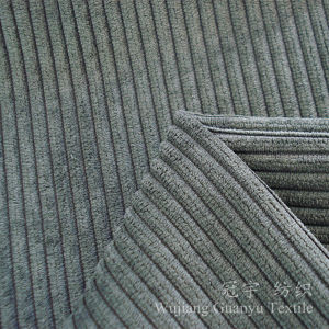 Polyester and Nylon Corduroy Cut Pile Fabric pictures & photos