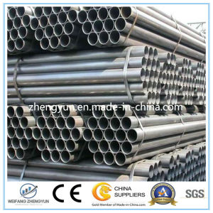 China Supplier Carbon Round Steel Pipe pictures & photos