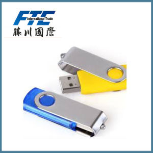 Most Popular Custom Logo USB Flash Drives Stick pictures & photos
