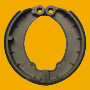 At306 Motorbike Brake Shoe, Motorcycle Brake Shoe for Motorcycle Parts pictures & photos