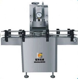 Auto Vacuum Capping Machine for Glass Jar pictures & photos
