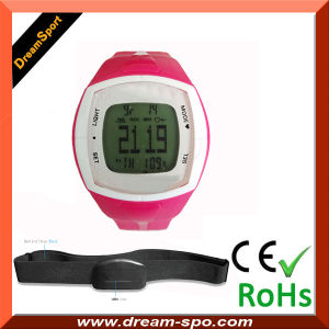 5.3k Wireless Step Counter Heart Rate Monitor Watch