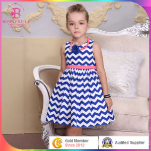 Girl Summer Fashion Dress, Child Clothings