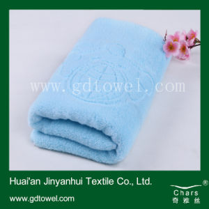Yellow Towel, Blue Towel, Color Safe Towels for Home (DC -I01)