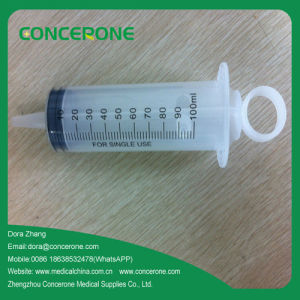 Disposable Irrigation Syringe (feeding, irrigation, enema syringe) pictures & photos