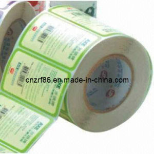 Professional Self-Adhesive Label Sticker Printing Service pictures & photos