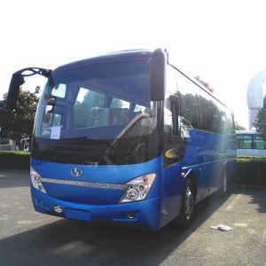 Low Price 9m Passenger Bus with 40 Seats pictures & photos