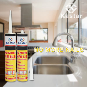 Manufacture Construction Synthetic Rubber Adhesive Liquid Nails pictures & photos