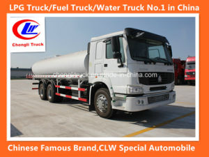 Sinotruk HOWO 6X4 266HP Fuel Tank Truck pictures & photos