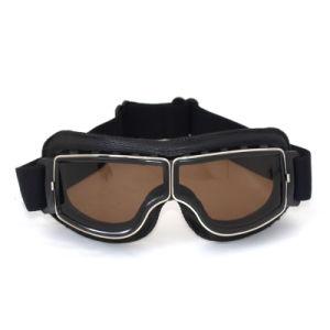 Anti Fog PC Lens Adult Dirt Bike Eyewear Harley Goggles pictures & photos