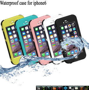 Waterproof Snow Proof Case for iPhone 6 pictures & photos