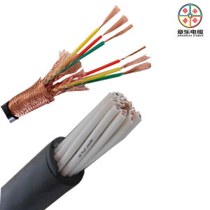 PVC Insulated Cable, Shielded Control Cable pictures & photos