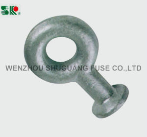 Qp Forged Type Ball-Eyes Power Link Fittings Connect Pole Hardware pictures & photos