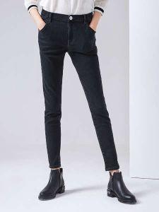 2017 Hot Sale Women Fashion Cotton Spandex Skinny Jeans pictures & photos