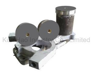 Alumina Zircon Refractory Slide Gate Block