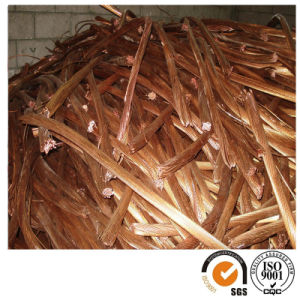 Copper Scrap 99.9%, Copper Wire Scrap, Copper Mill Berry pictures & photos