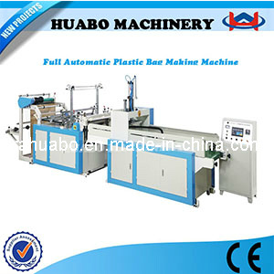 Biodegradable Plastic Bag Making Machine pictures & photos