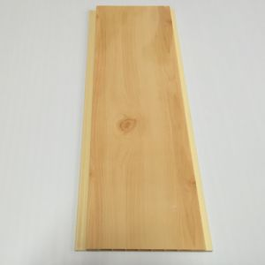 100mm Width Wooden Color Ceiling Panel Building PVC Material pictures & photos