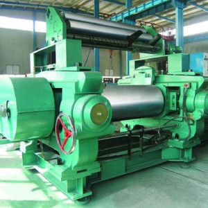 Xk-450 High Configuration Quality Guarantee Rubber Mixing Mill for Sale pictures & photos