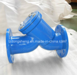 Cast Iron Y-Strainers Flanged Pn16 pictures & photos