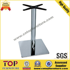Square Stainless Steel Coffee Table Base pictures & photos
