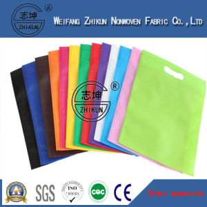 Anti-Static 100% PP Polypropylene Spun-Bond Non Woven for Hand Bag pictures & photos