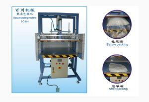 Compressing Machine for Pillow and Cushion pictures & photos