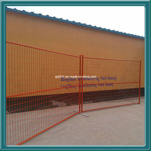 Hot Dipped Galvanized and PVC Coating Temporary Fence pictures & photos
