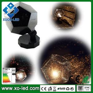 Sky Star Projector Night Light 2PCS AA or 220V Battery Power Supply LED Christmas Light