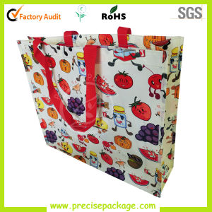 Reusable Eco-Friendly Laminated PP Non Woven Shopping Bag