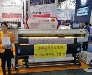 Digital Textile Printer for Polyester pictures & photos
