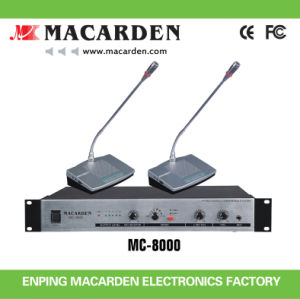 High Quality Professional Conference System (MC-8000)