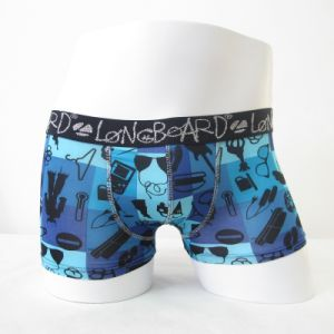 New Men′s Boxer Shorts (all over print) (JL-095BX)