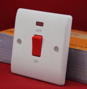 Air Conditioner Switch /Wall Switch /One Gang Switch pictures & photos