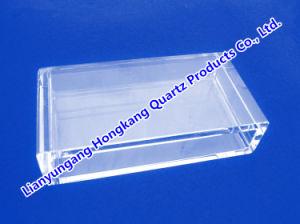 Quartz Thick-Walled Square Box Quartz Cylinder Side Quartz Chamber pictures & photos