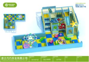 2014 Children Indoor Playground Equipment with TUV and GS Certificate (QQ-30008) pictures & photos