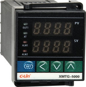 Intelligent Temperature Controller Xmtg-5000 Series 48X48X107mm pictures & photos