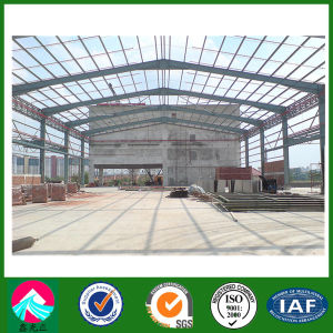 Galvanized Structural Steel Frame pictures & photos