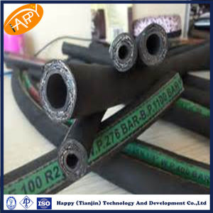 Happy Factory En 853 2sn Steel Wire Hose/ Hydraulic Hose Assembly pictures & photos