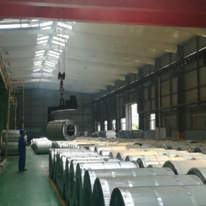 Full Hard/Soft Quality Zinc 40g/Sm Regular Spangle Galvanized Steel Coil pictures & photos
